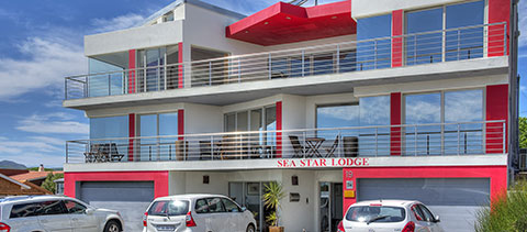 SeaStar Lodge Gansbaai